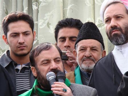 گزارش تصويري مراسم 28 صفر در شاهزاده سلطان حسين(ع)